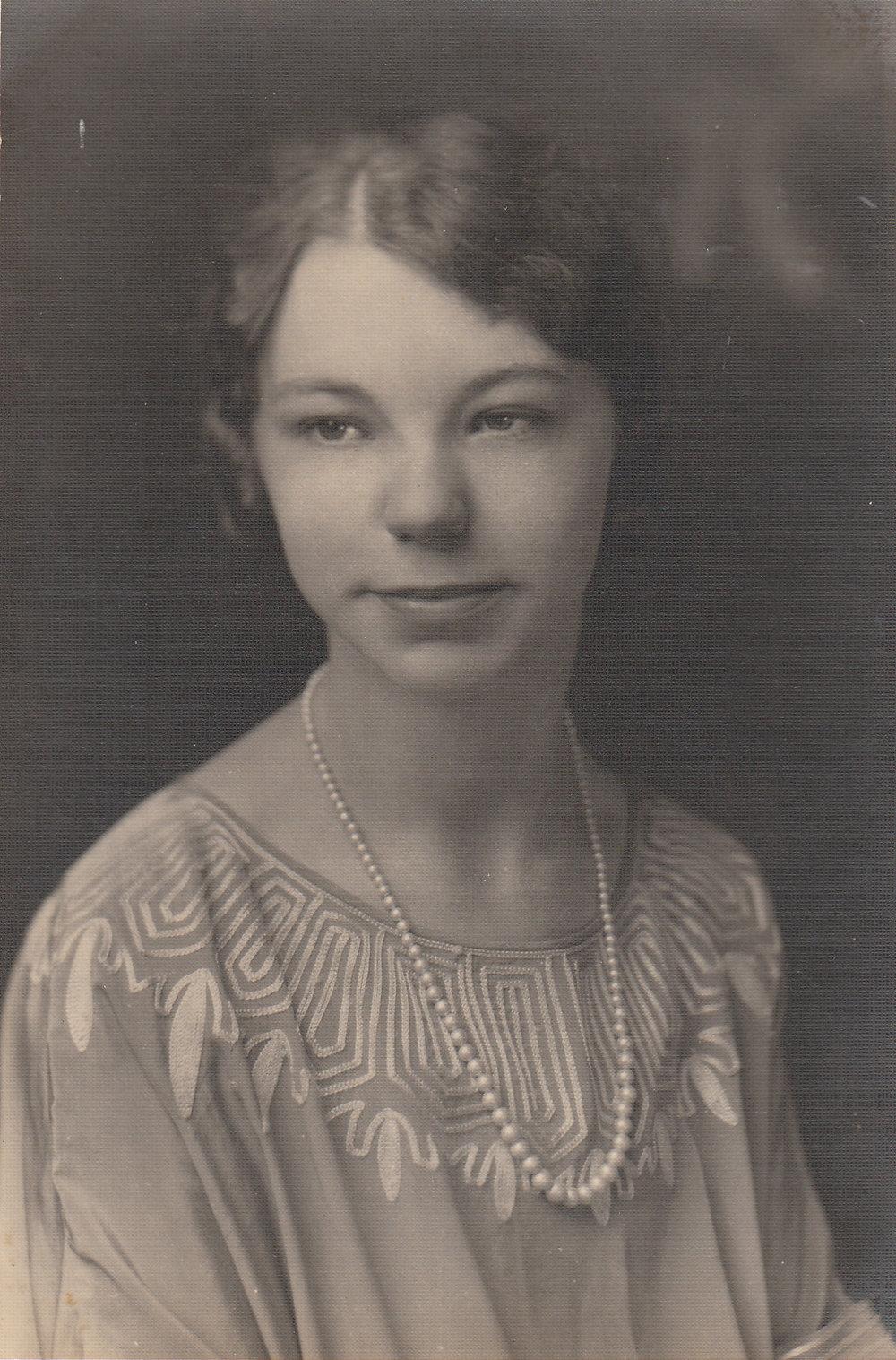 Grandma Vera