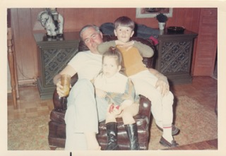 My Dad along with my brother and me~L olita
