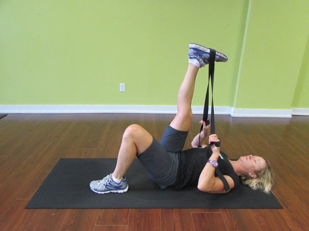 Learn how to effectively open your hamstrings.  Mondays and Wednesdays at 5:45PM and Saturdays at 8:50AM, studio row.