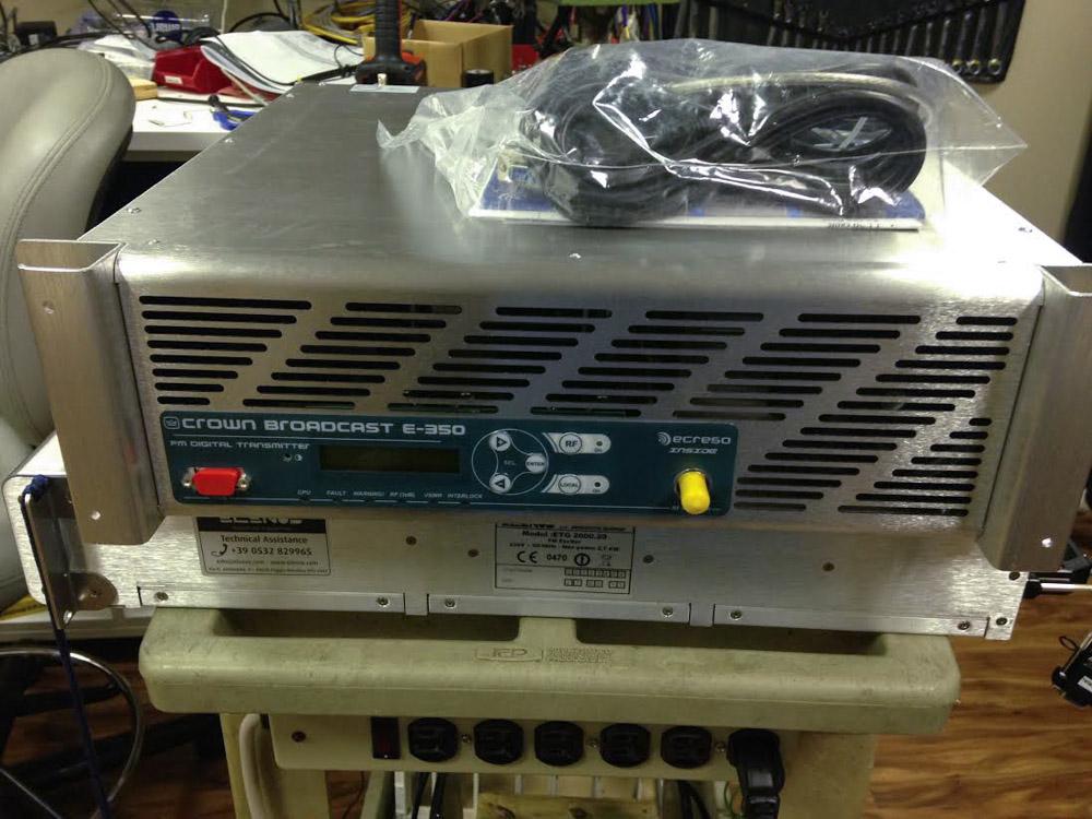 Transmitter - $6,000