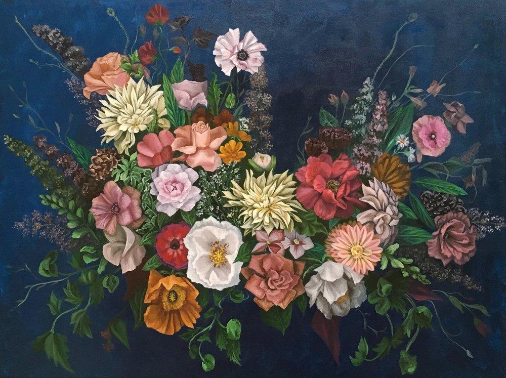 Florals // Birds