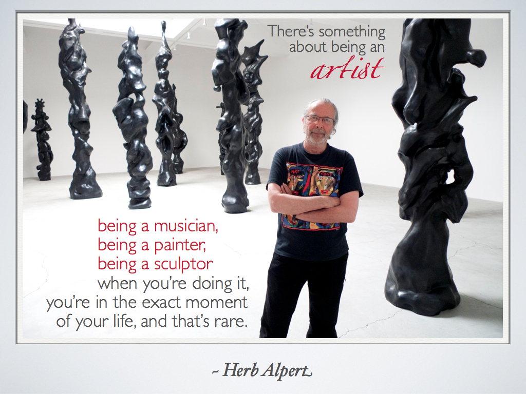 Herb Albert quote