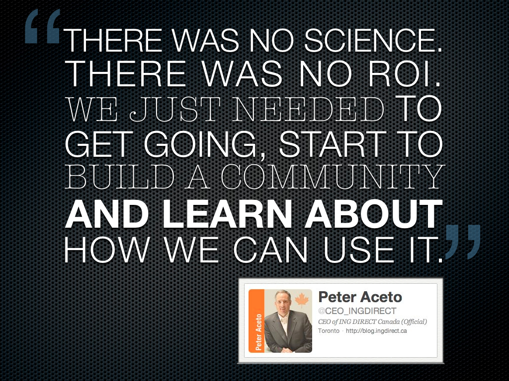 Peter Aceto Quote