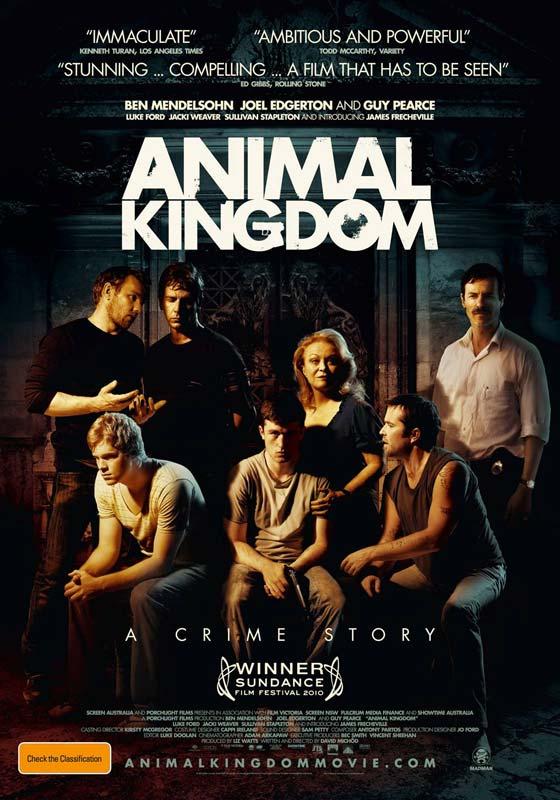 Movie Poster for Animal Kingdom