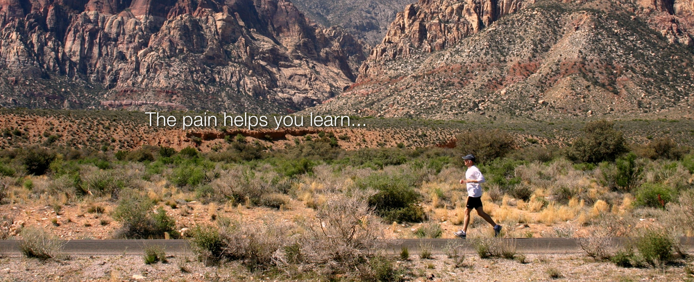 Running Red Rock Canyon in 2008