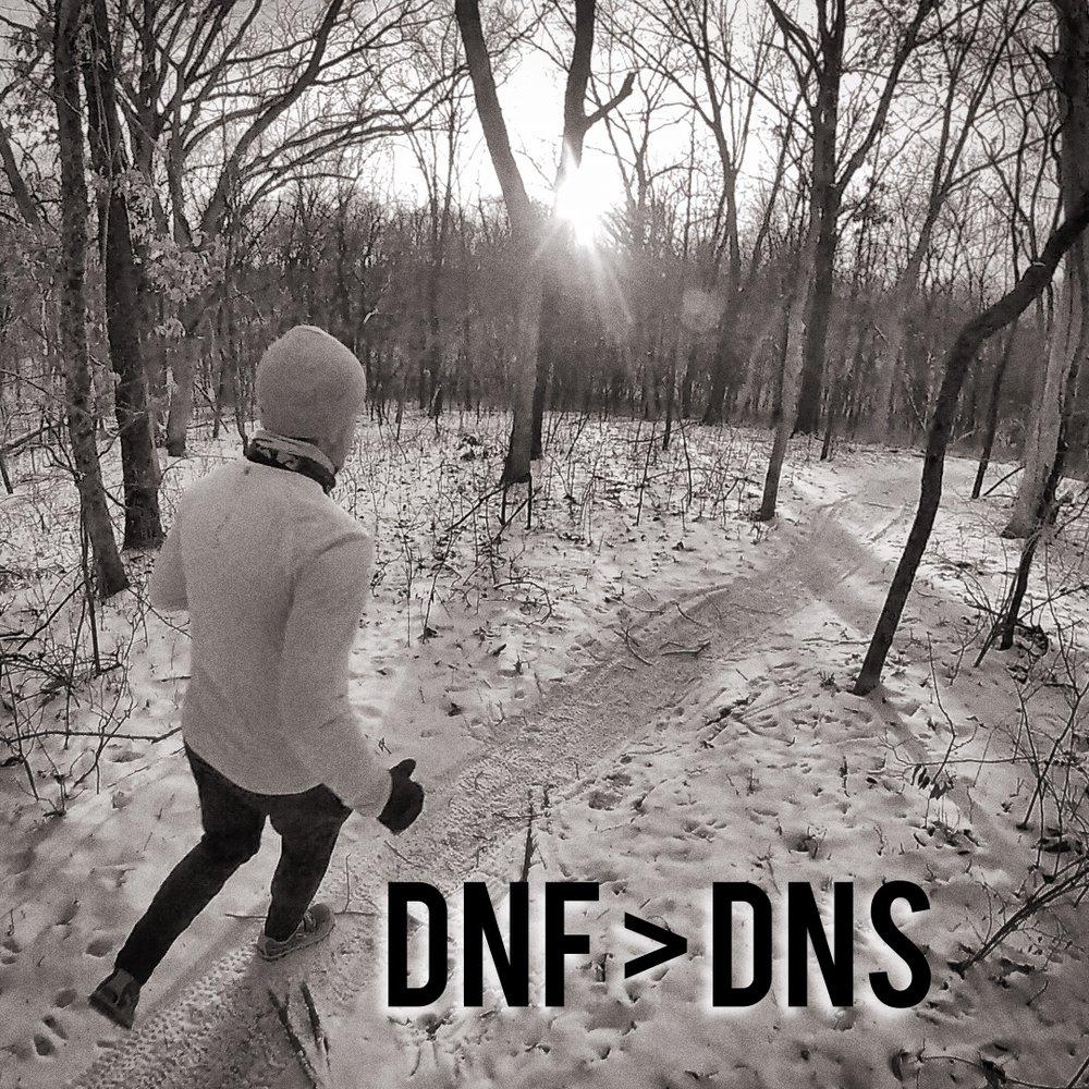DNF > DNS