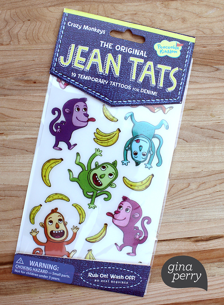 Peaceable Kingdom Press - Jean Tats
