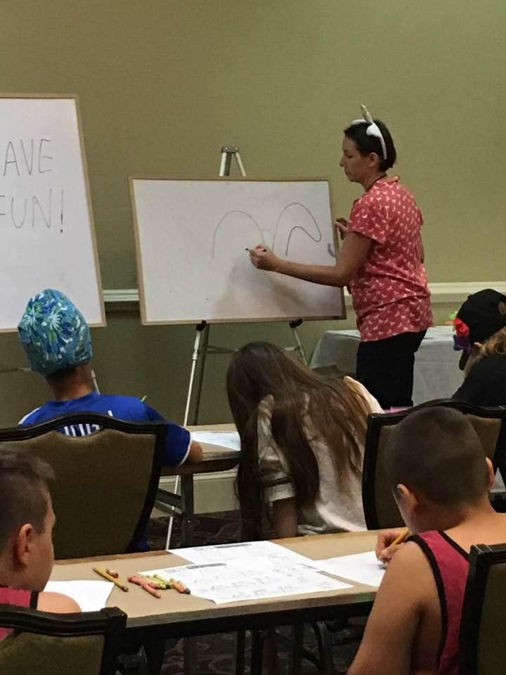 KidsCon New England workshop