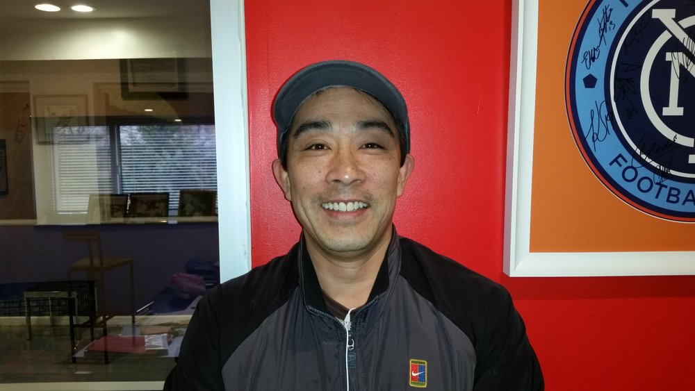 Jason Chin, APTC Teaching Staff:   Jason is one of our part time certified USPTA Progessionals. He resides in Bayside, Queens with his wife Jenny and his 3 kids who all play and love the game of tennis. Jason has been teaching for over 20 years. He brings a wealth of experince to APTC and all of his lessons are FUN, learning and high energy! He has a great way of making you feel like your having a blast on the court and before you know it your time is up.