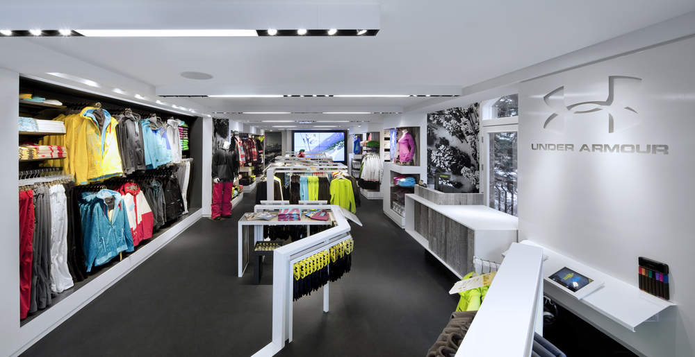 Under armour vail a i for Interior decoration under gst