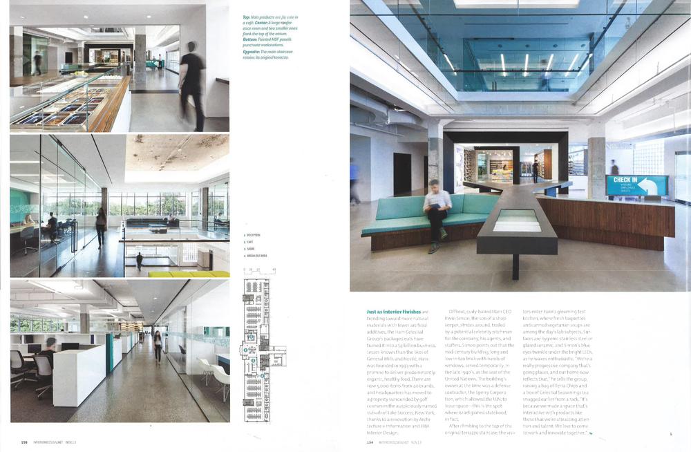 Interior Design Magazine Feature