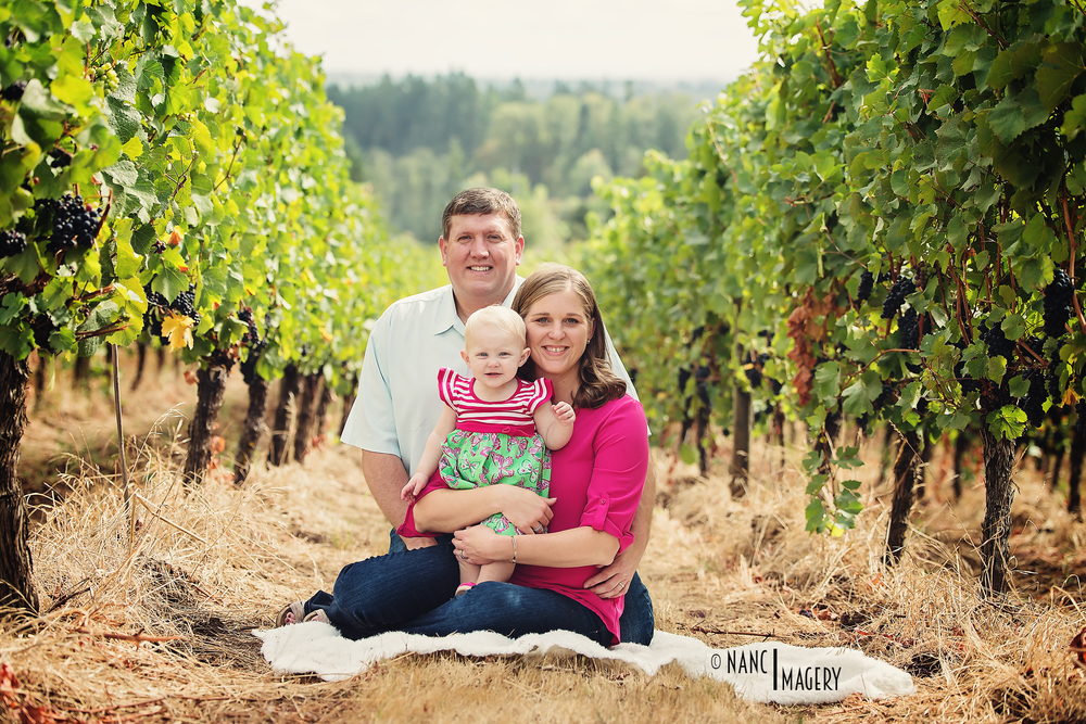 Family sessions winery, Nanci Imagery