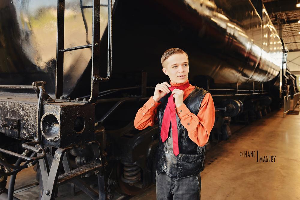 Oregon Rail Heritage Museum