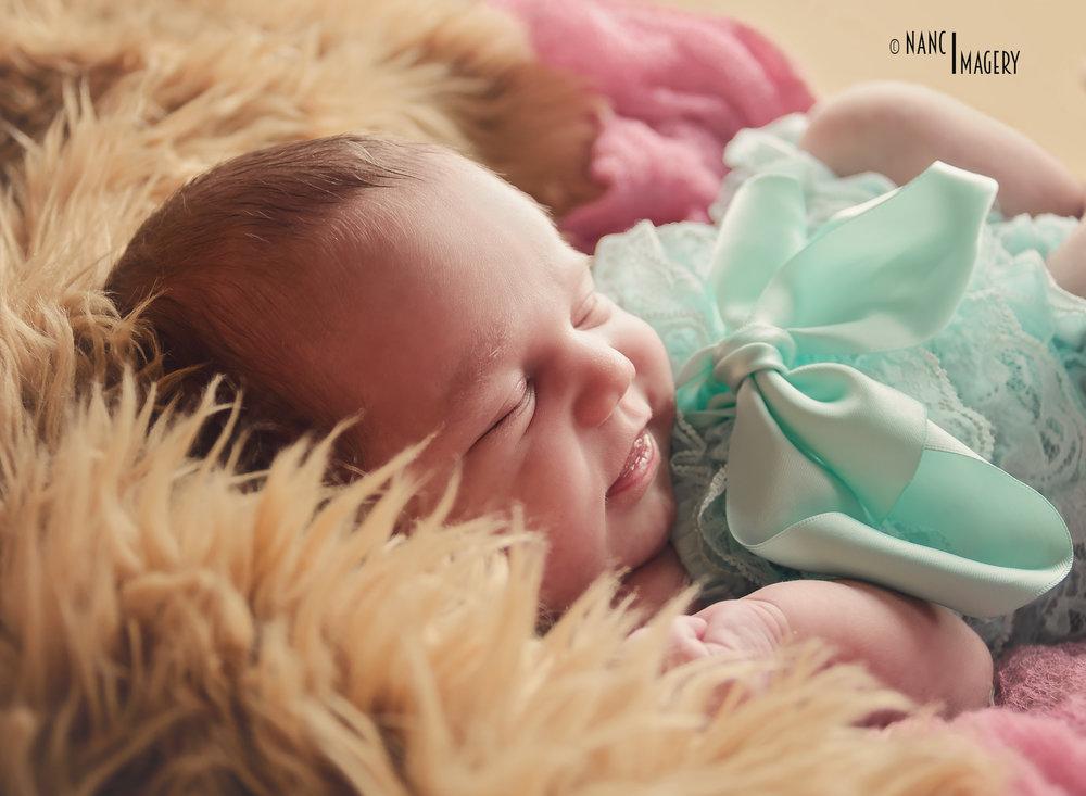 New Life, Newborn smiles
