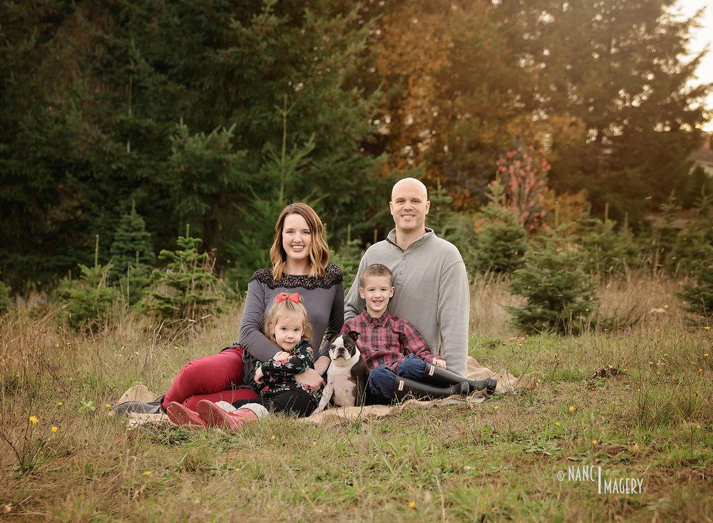 Sherwood, Oregon Family Photographer