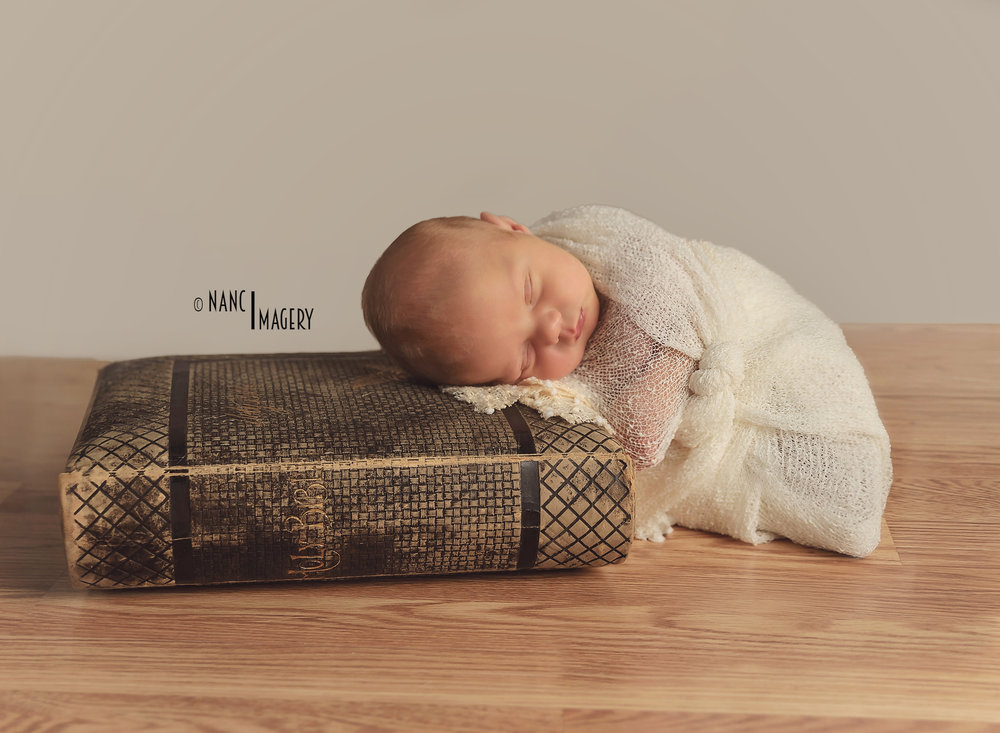 Newborn Holy Bible Heirloom