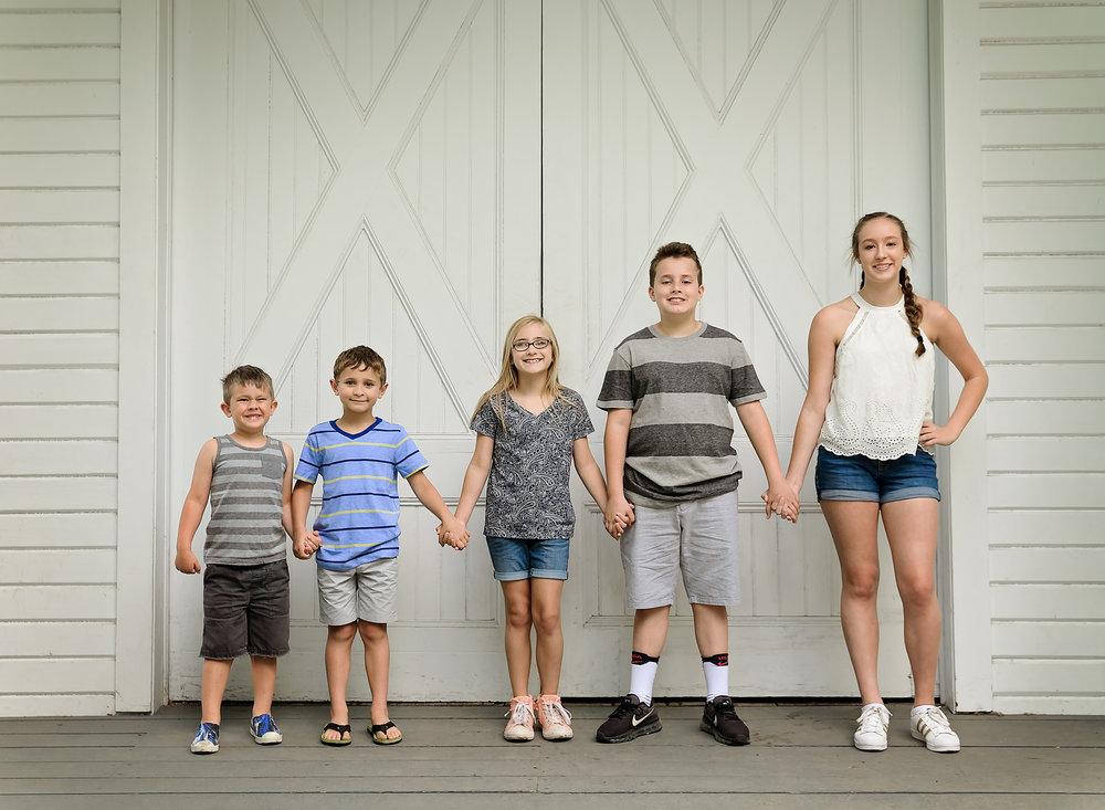 Adorable Cousins
