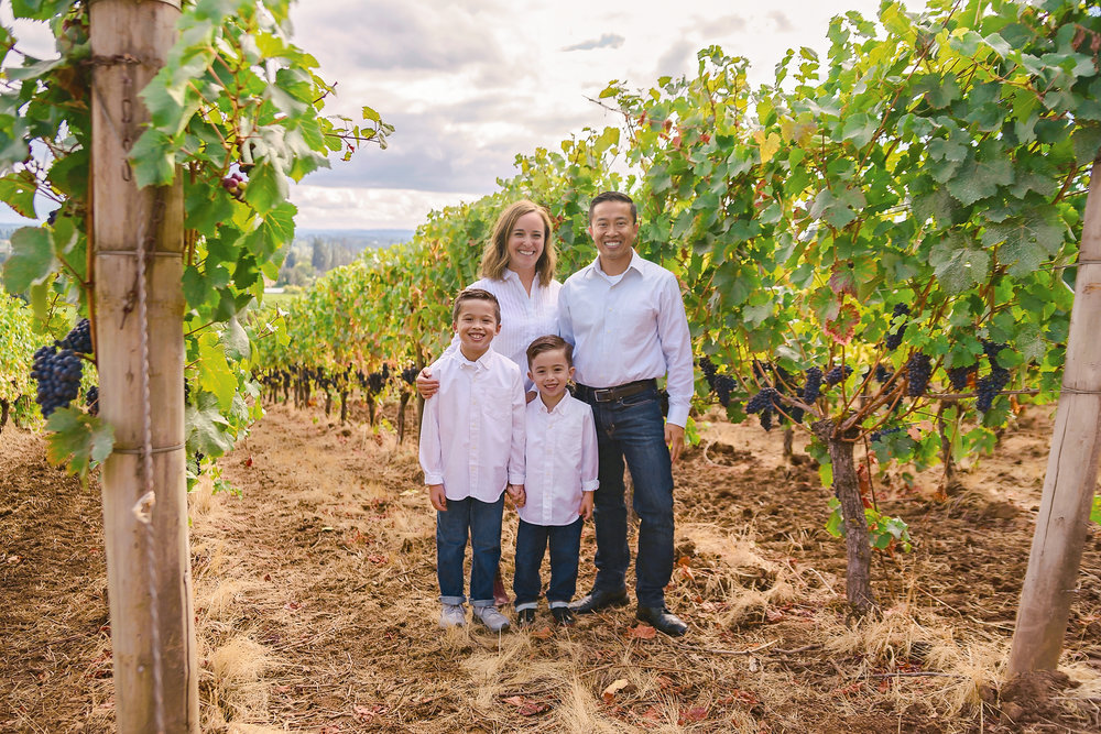 Vineyard Family Portraits