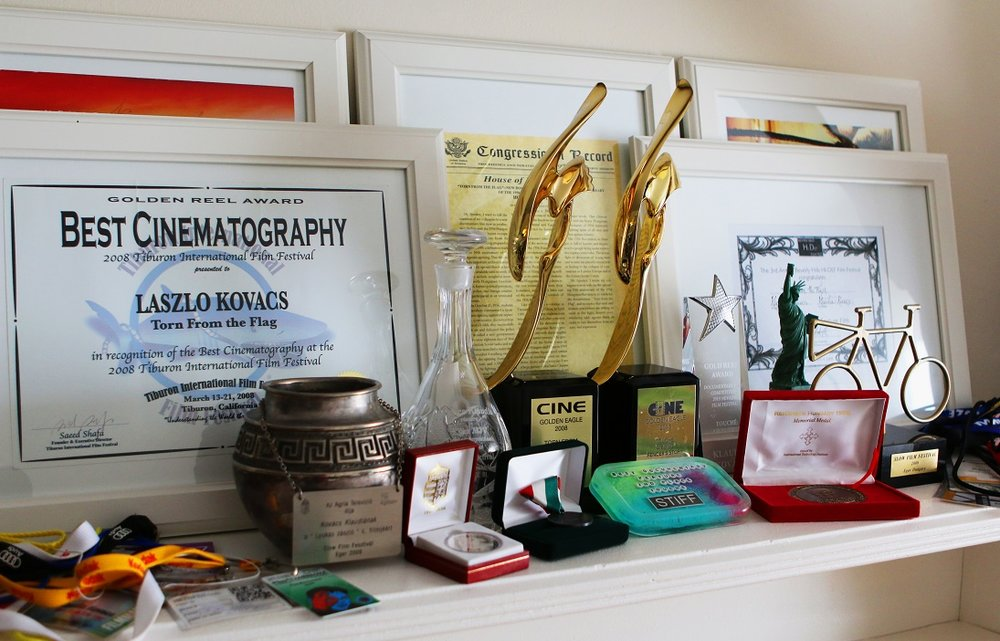 Some of the awards my projects have received