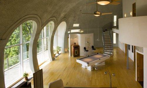 Hildebrand Dome Construction Monolithic Dome, Design, Unique ...