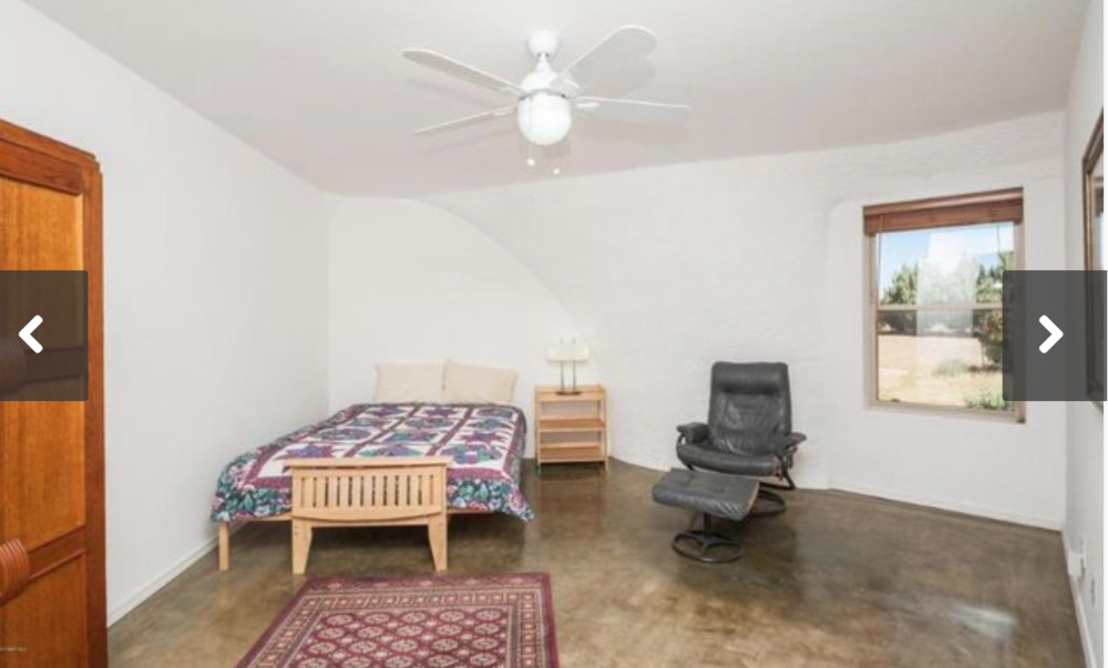 Arizona Dome, Bedroom 2 A.png