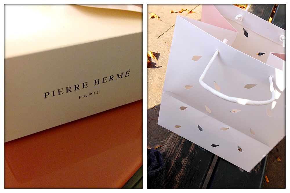 Pierre Hermé | The best bag I ever bought in Paris!