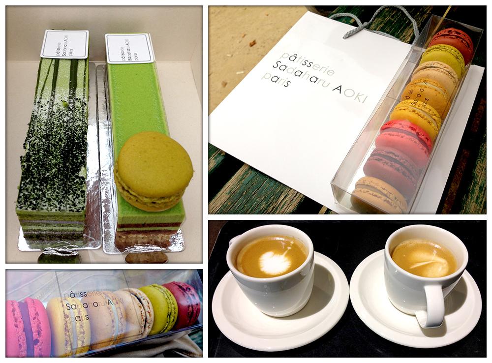 pâtisserie Sadaharu Aoki & Starbucks
