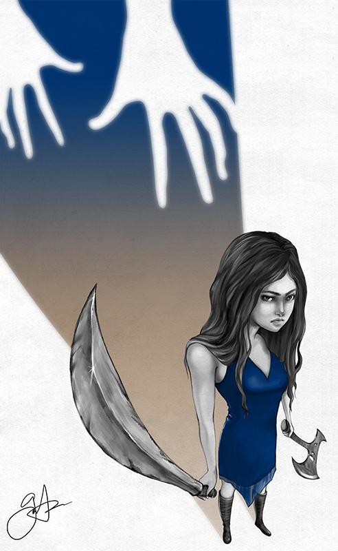 2x2 || hands of blue