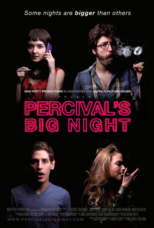 ASSOCIATE PRODUCER -  PERCIVAL'S BIG NIGHT