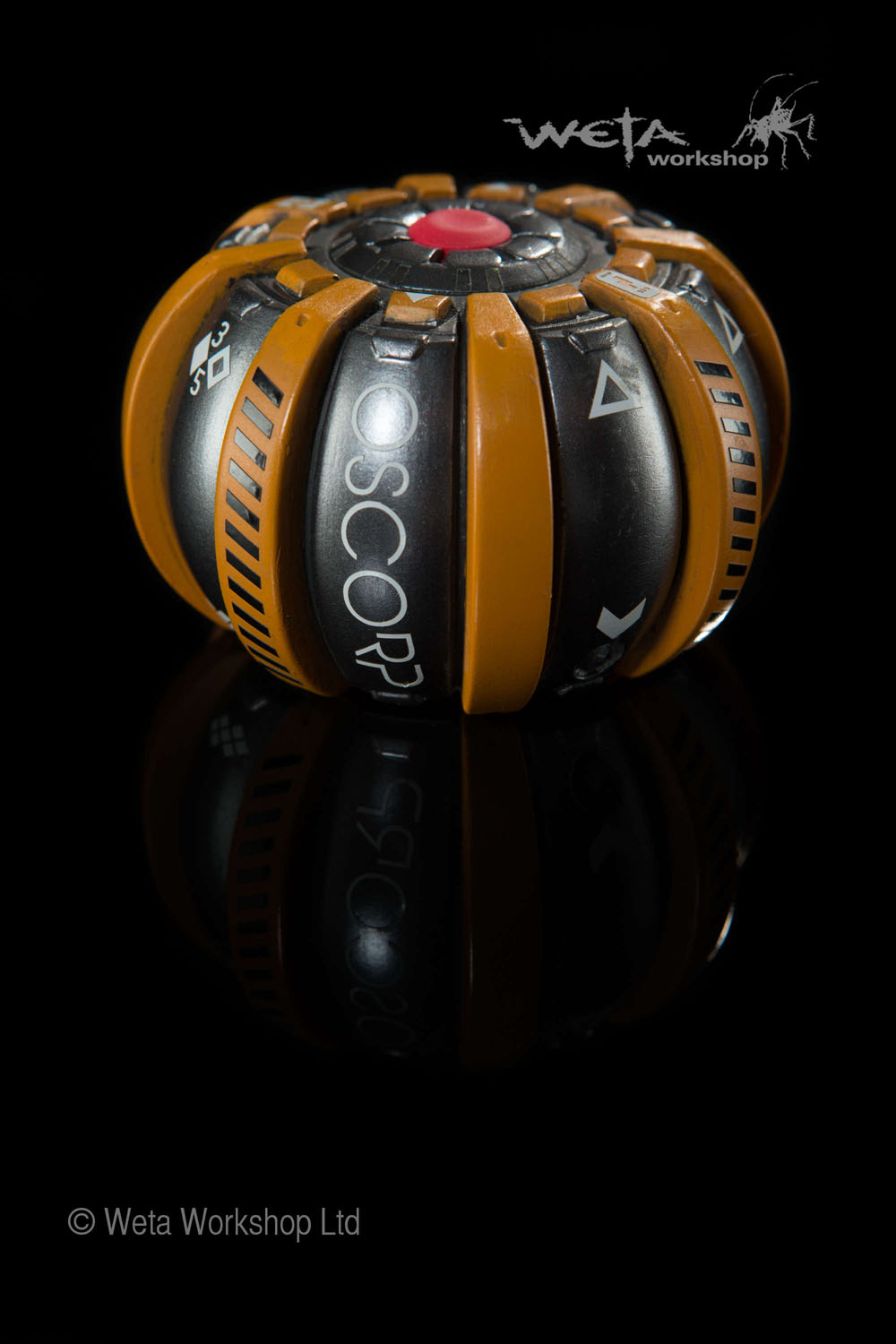 Looking For Amazing Spider Man 2 Pumpkin Bomb 3d File