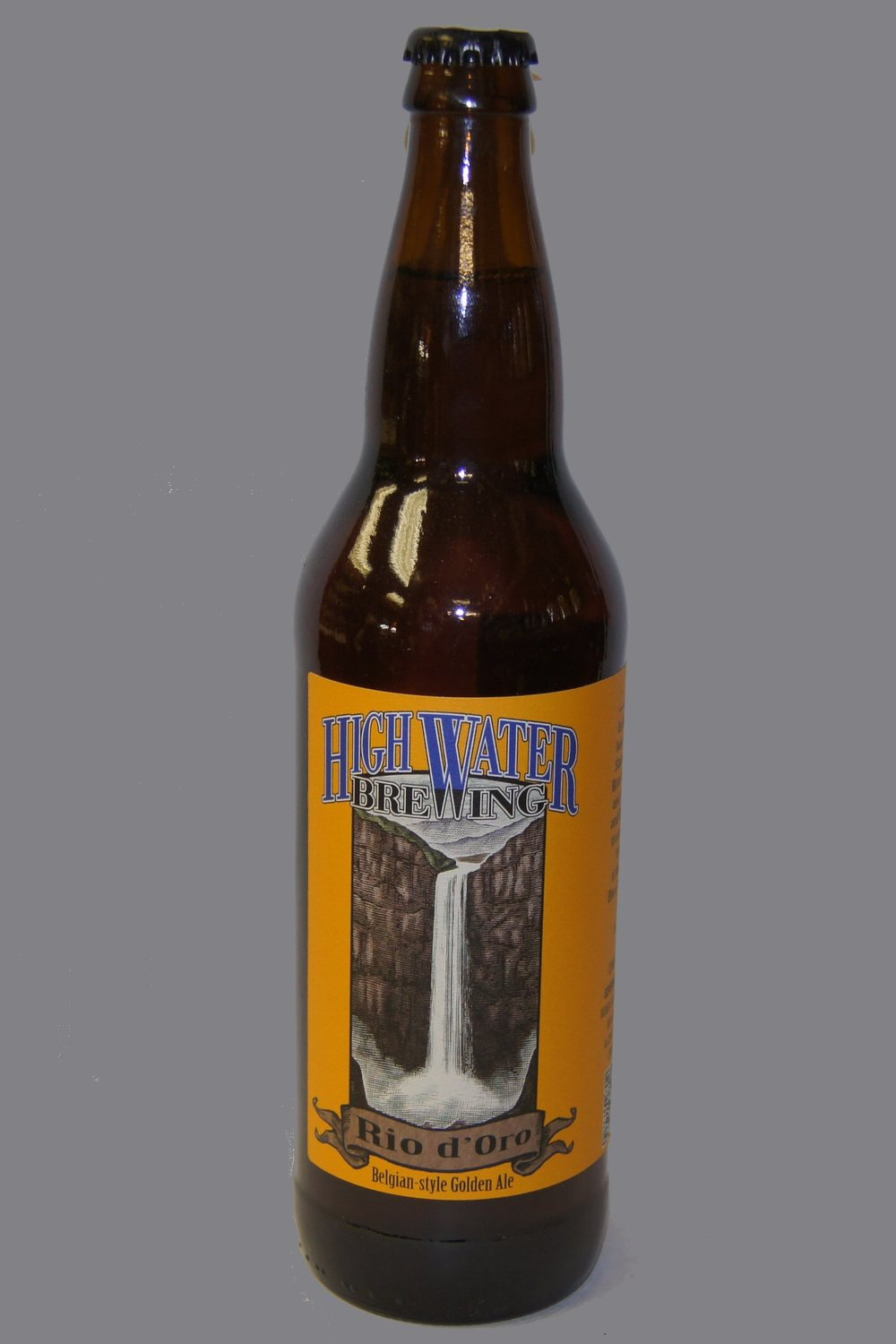 HIGH WATER -Rio d`Oro Belgian style Golden Ale.jpg