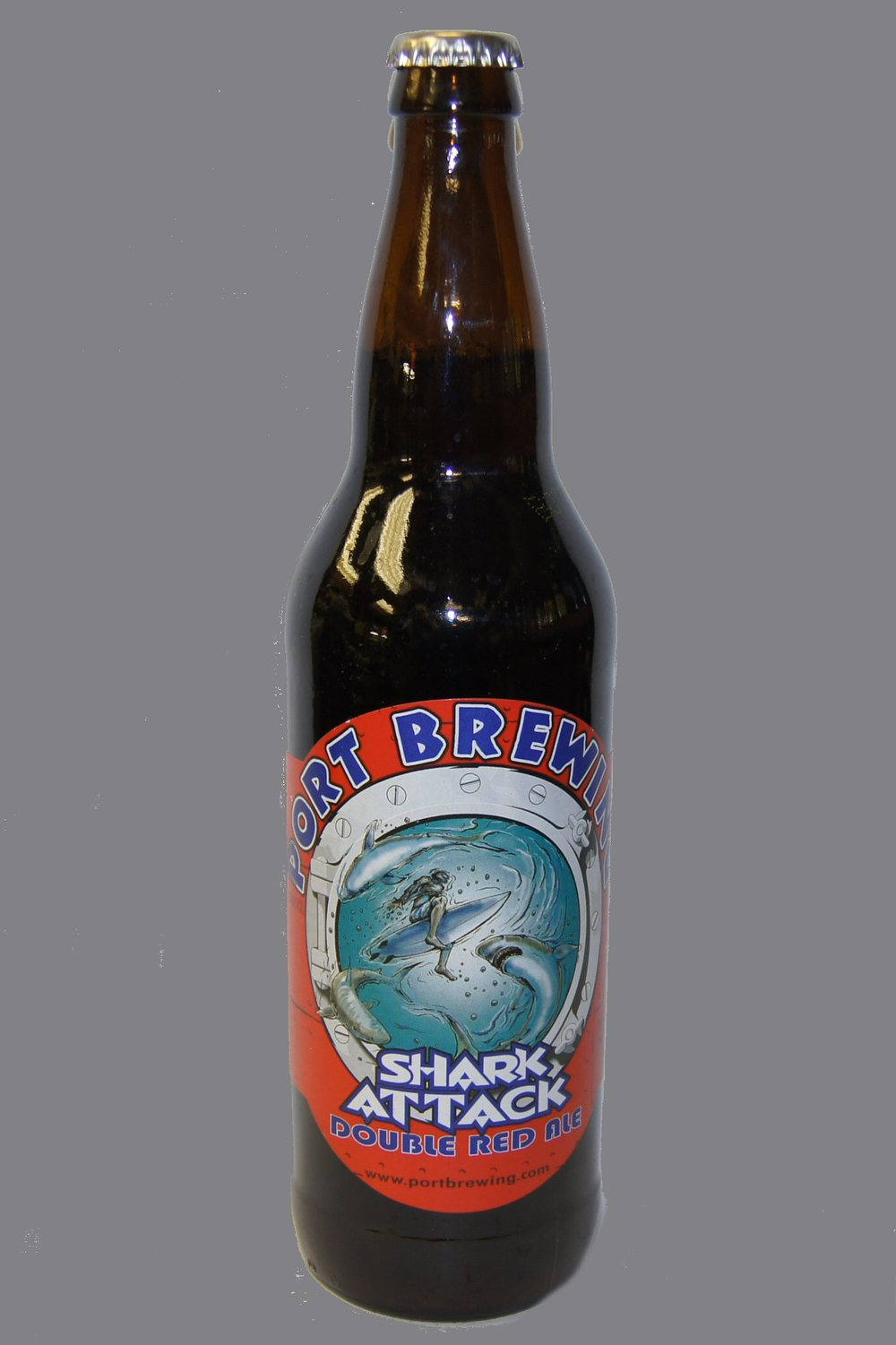 PORT BREWING -Shark Attack Double Red Ale.jpg