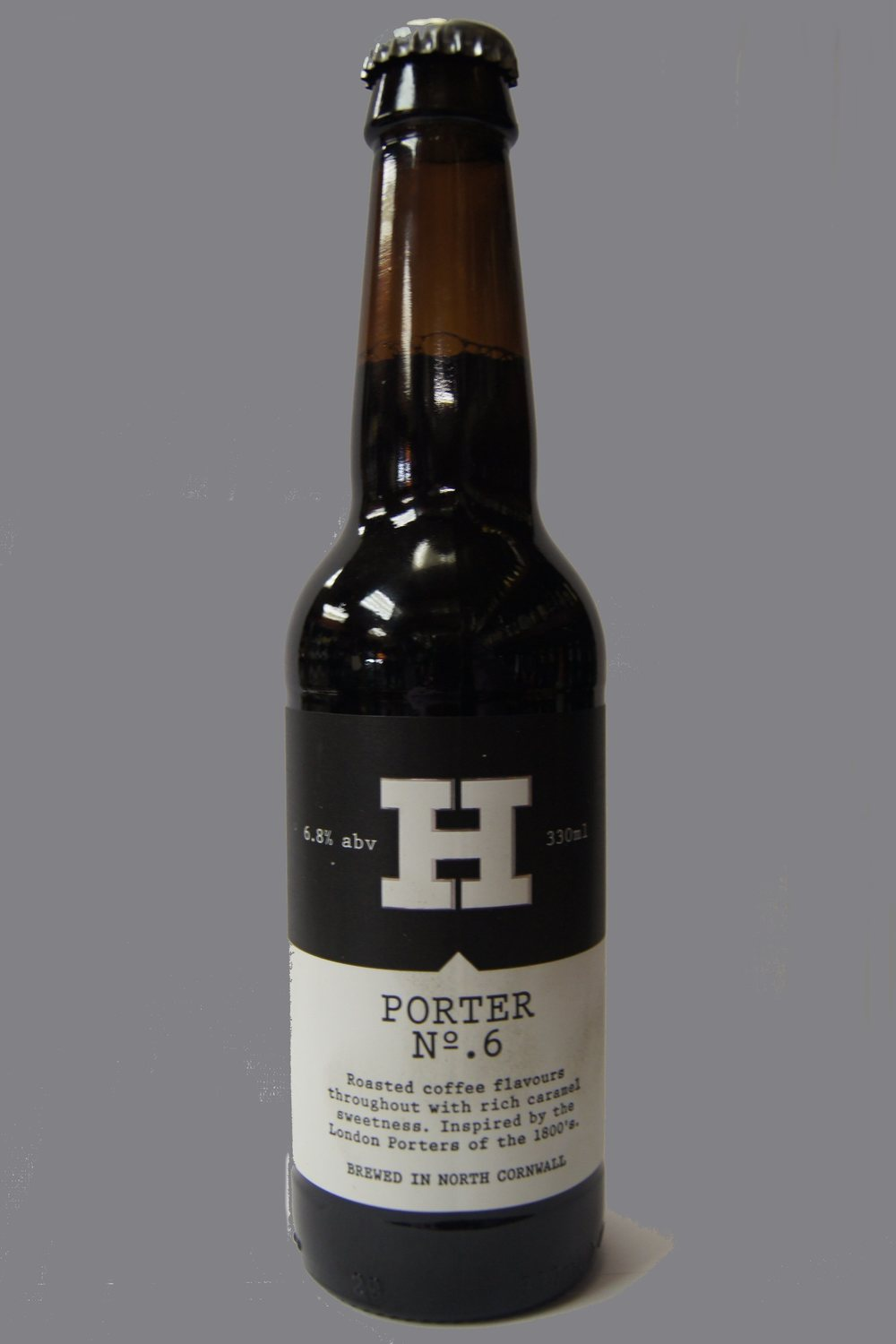 HARBOUR BREWERY-Porter No.6.jpg