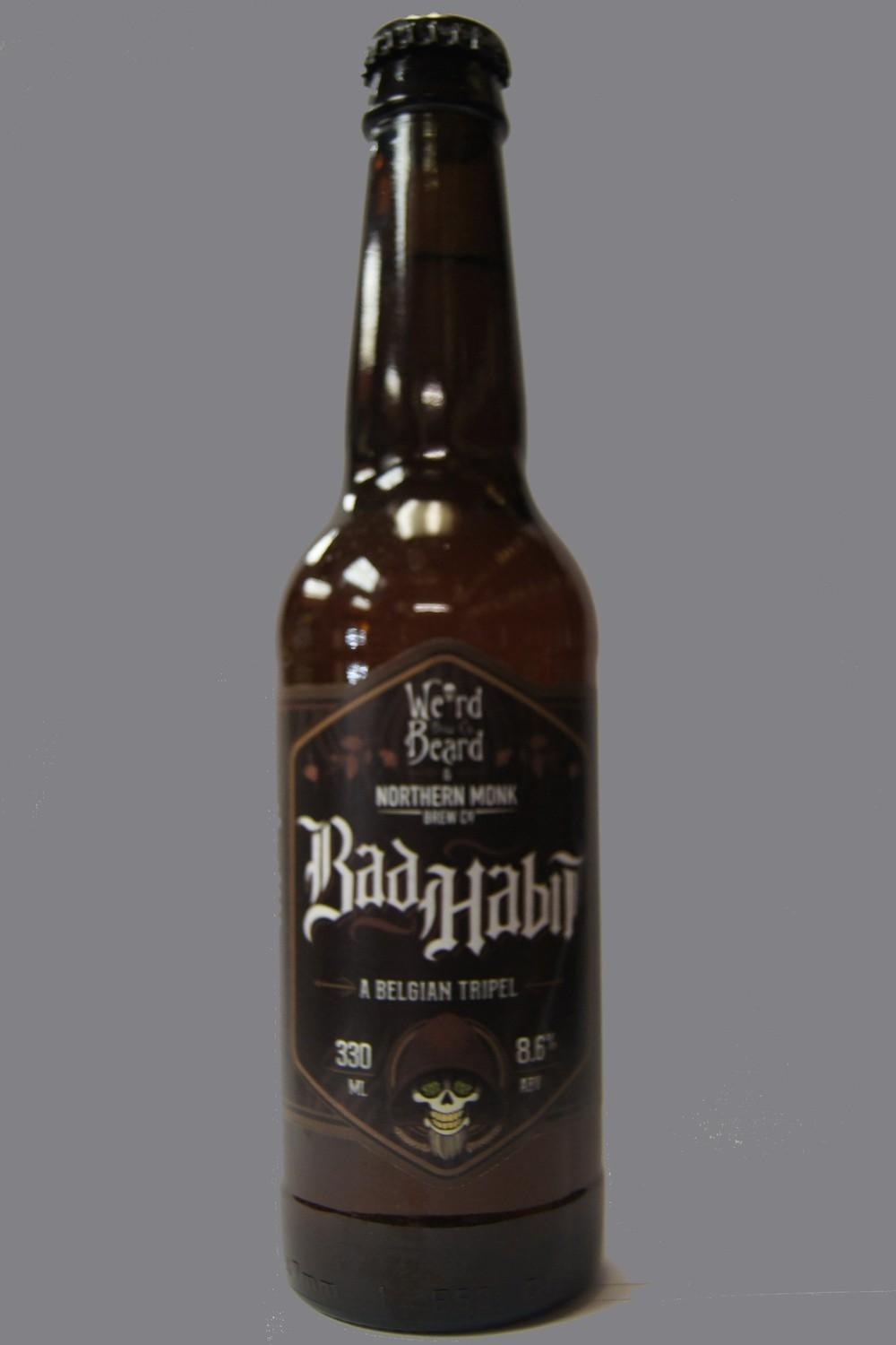 WEIRD BEARD BREW CO-Bad Habit, Belgian Triple.jpg