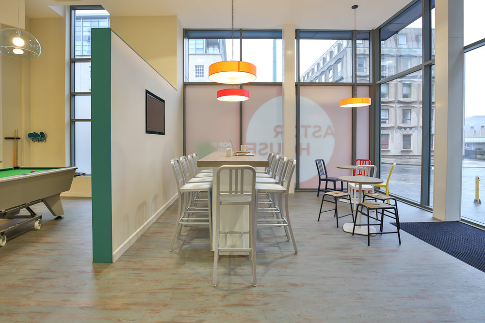 Interior Photographer Student Accommodation