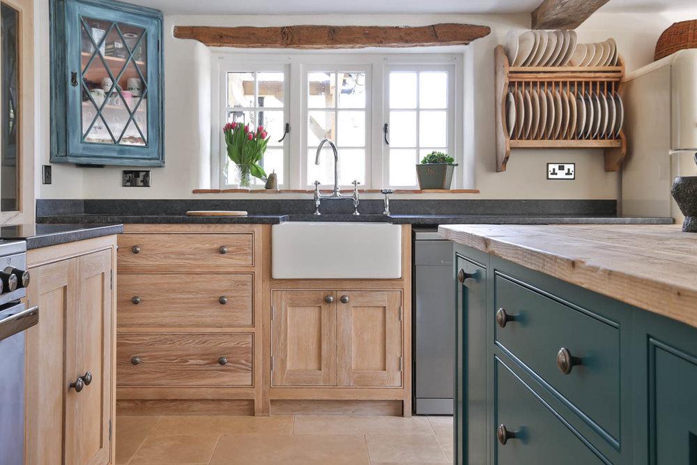 Shaker Kitchen Photography