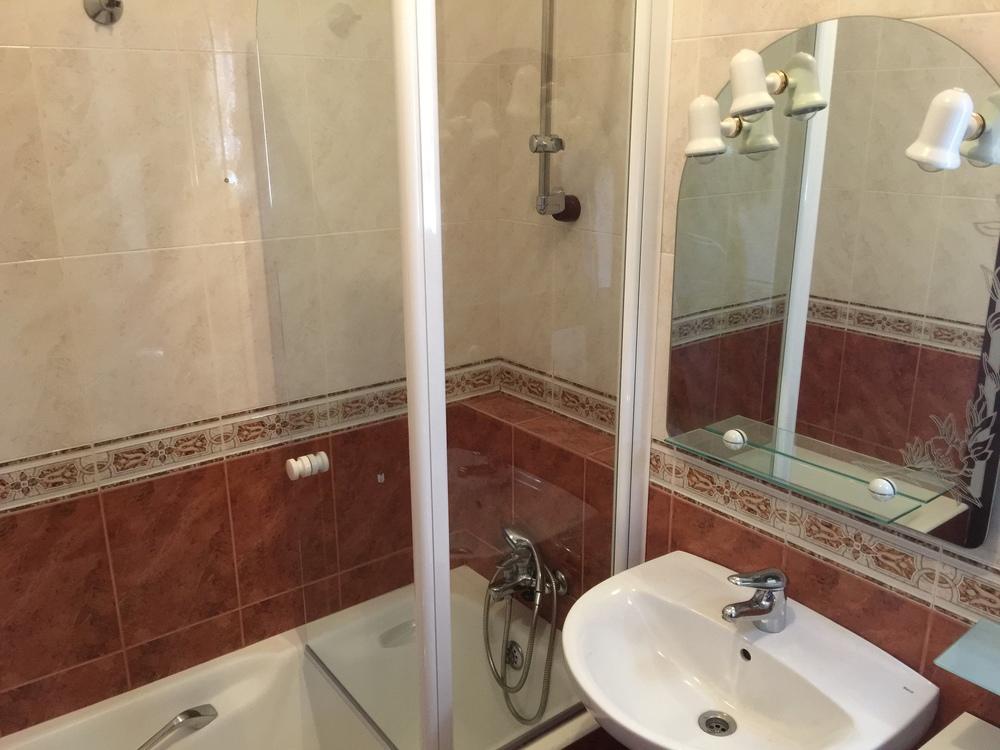 Cuarto de baño habitación principal