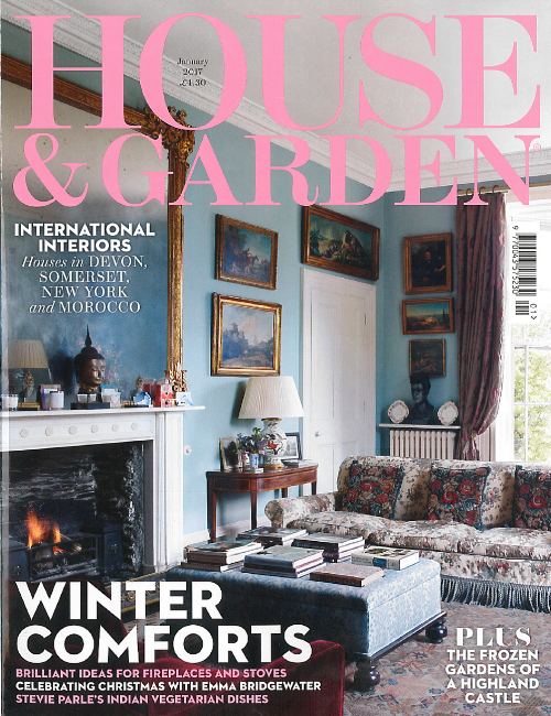 As seen in House & Garden, It's A Cracker - No.45