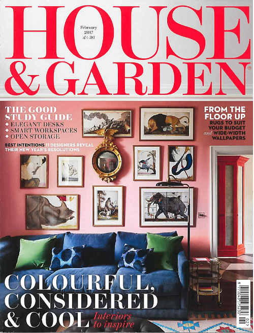 As Seen In House & Garden, All You Need Is Love - No.11