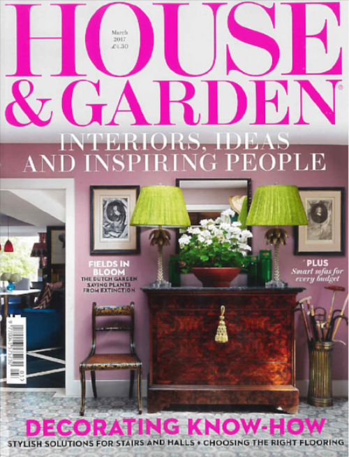 As Seen In House & Garden, Life's Little Luxuries - No.9