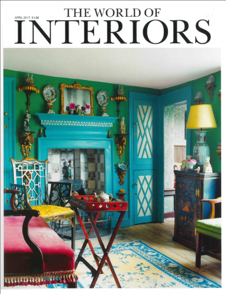 As Seen In World Of Interiors, Life's Little Luxuries - No.2