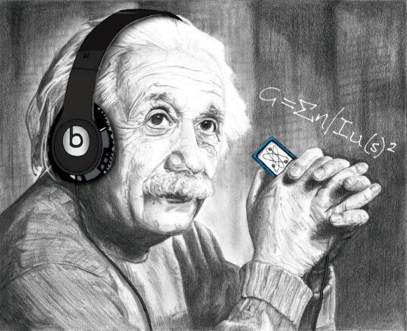 Einstein Beats (Genius)