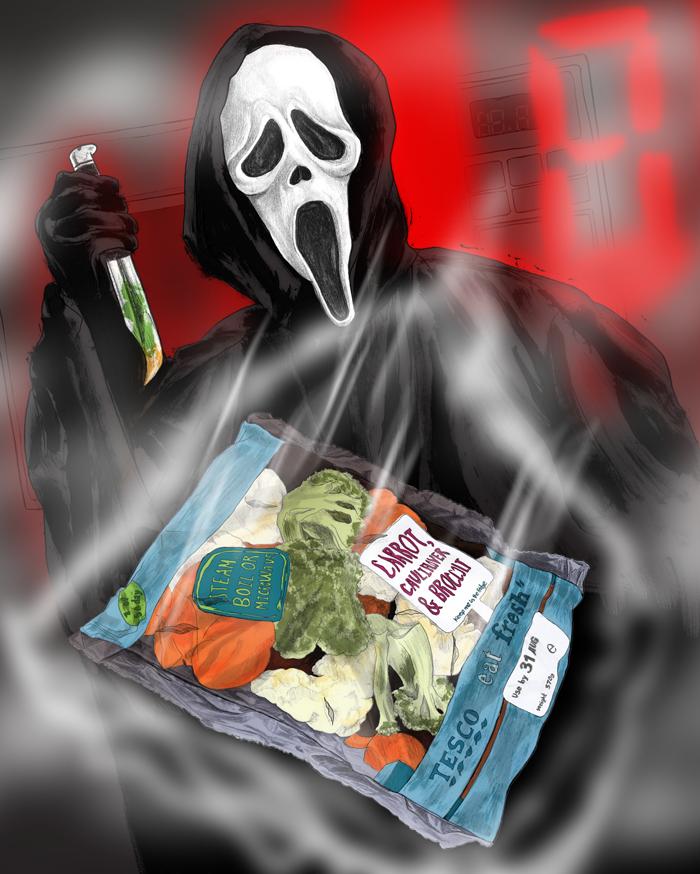 Scream Veg - Time is up