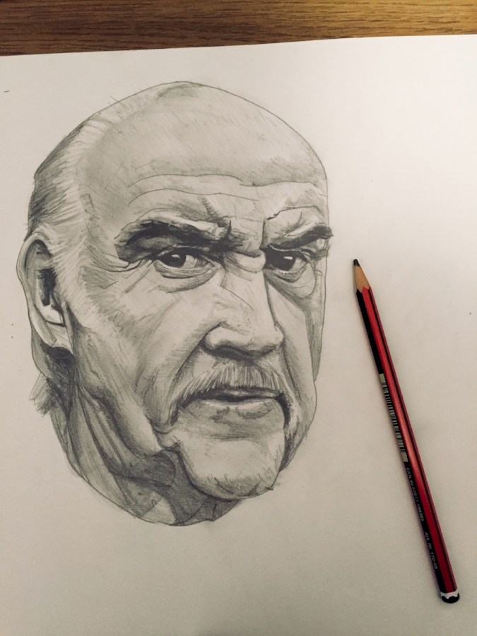 Mr Connery