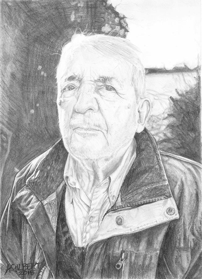 Grandad Portrait