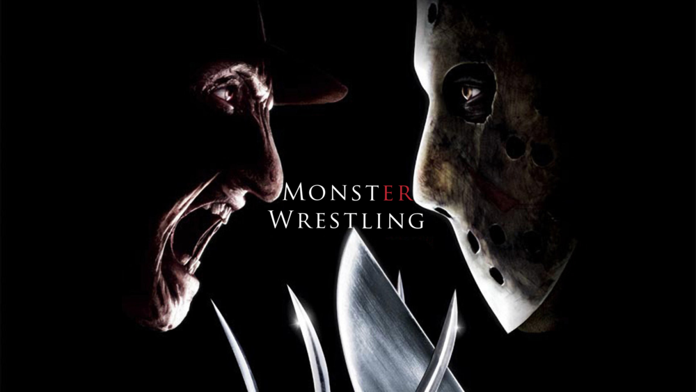 Little Red Riding Hood vs. The Big Bad Wolf, Freddy vs. Jason, and more horror celebrity death matches brought to you by Pro Wrestling Bushido.
