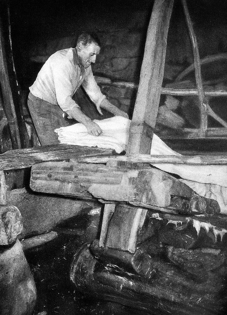 apisoar a lã