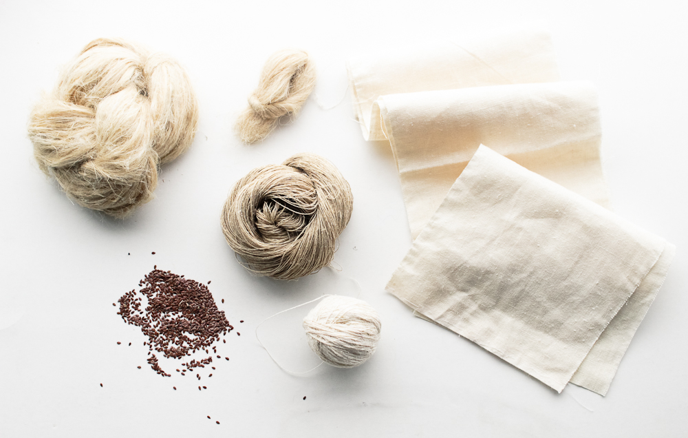 From Flax to Linen - Full course April- July