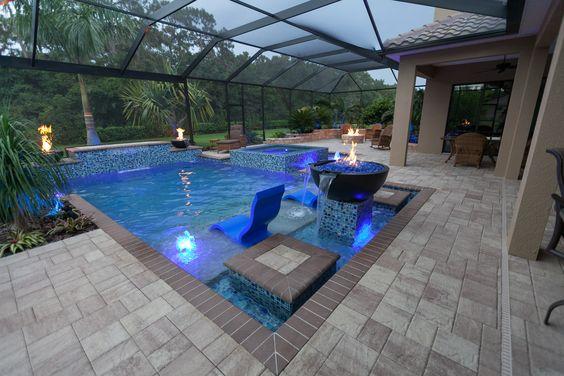 Award Winning Pool Design Orlando Pool Leak Detection And Repair