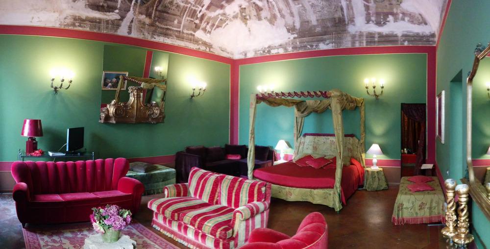 Suite Teodora e Giustiniano